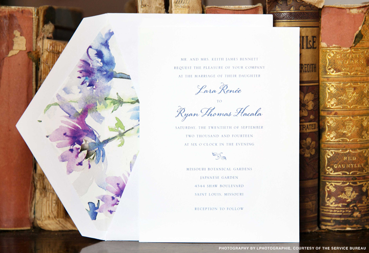 Wedding Invitations Dos And Donts Saint Louis Bride
